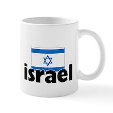 I HEART ISRAEL FLAG Mug