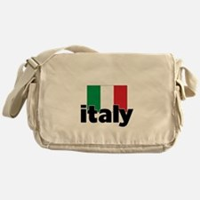 I HEART ITALY FLAG Messenger Bag