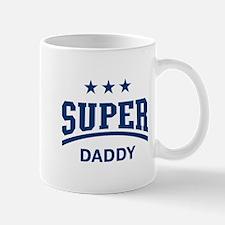 Super Daddy (Blue) Mug