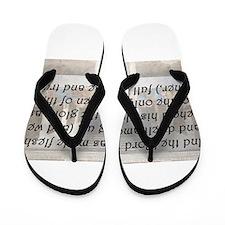 John 1:14 Flip Flops