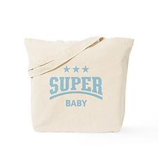 Super Baby (Lightblue) Tote Bag