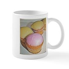 Retro Style Cupcake Photograph Mug