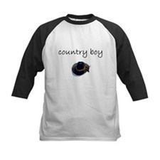 country boy.bmp Baseball Jersey