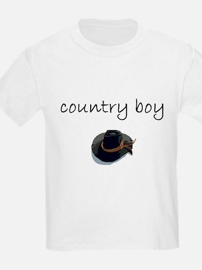 country boy.bmp T-Shirt