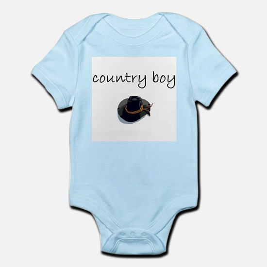 country boy.bmp Body Suit