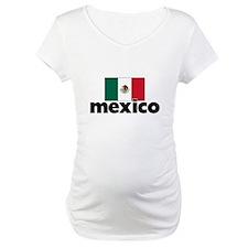 I HEART MEXICO FLAG Shirt