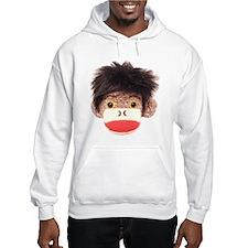 Sock Monkey Tommy Hoodie