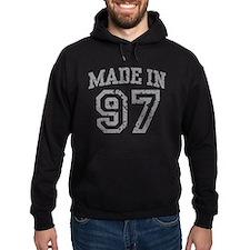 Made In 97 Hoodie