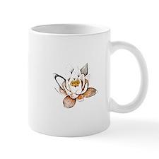 White Lotus Small Mug