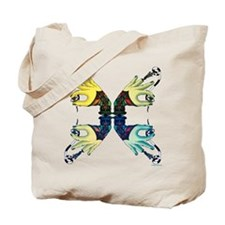 OPTIC HANDS Tote Bag