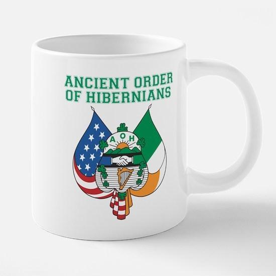 Ancient Order Of Hibernians Mugs