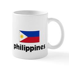 I HEART PHILIPPINES FLAG Mug