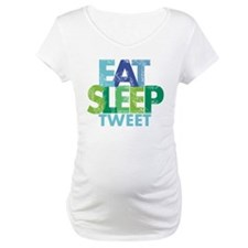EAT SLEEP TWEET Shirt