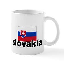I HEART SLOVAKIA FLAG Mug