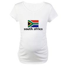 I HEART SOUTH AFRICA FLAG Shirt
