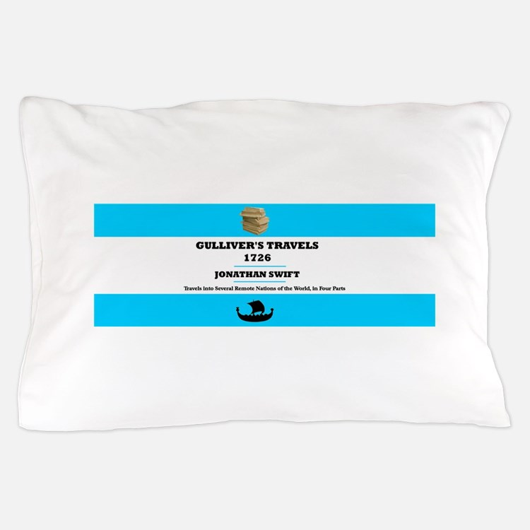gullivers travels Pillow Case