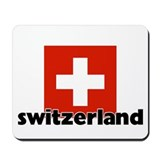 Switzerland Mouse Pads