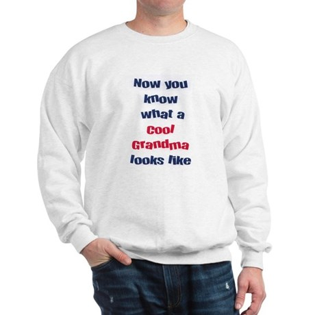 Cool Grandma Sweatshirt