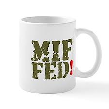 MIFFED! Small Mug