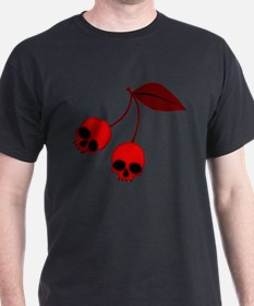 Skull Cherries T-Shirt