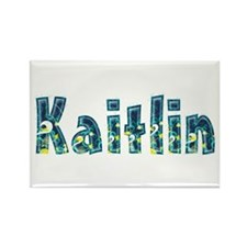 Kaitlin Under Sea Rectangle Magnet