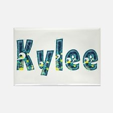 Kylee Under Sea Rectangle Magnet