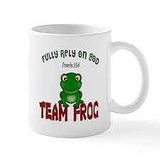 team frog Mug