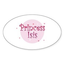 Isis Oval Decal