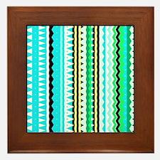 Forever Young #3 - Aztec Framed Tile
