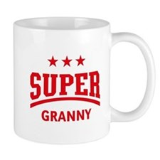 Super Granny (Red) Mug