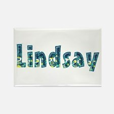Lindsay Under Sea Rectangle Magnet