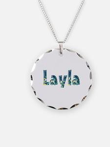 Layla Under Sea Necklace