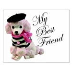 My Best Friend Small Poster