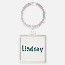 Lindsay Under Sea Square Keychain