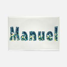 Manuel Under Sea Rectangle Magnet