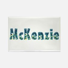 McKenzie Under Sea Rectangle Magnet