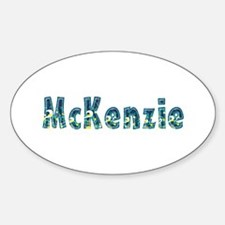 McKenzie Under Sea Oval Decal