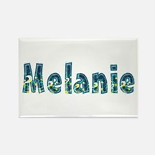 Melanie Under Sea Rectangle Magnet