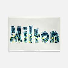 Milton Under Sea Rectangle Magnet