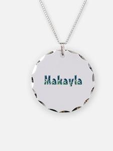 Makayla Under Sea Necklace