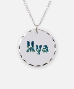 Mya Under Sea Necklace