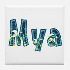 Mya Under Sea Tile Coaster