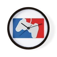 Gaming Pro Wall Clock