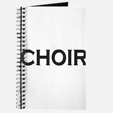 Choir Journal