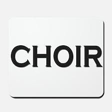 Choir Mousepad