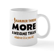 Hammer Throw designs Mug