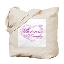 Actress-In-Training Design I Tote Bag