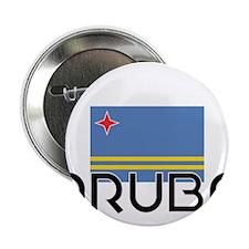 """I HEART ARUBA FLAG 2.25"""" Button"""