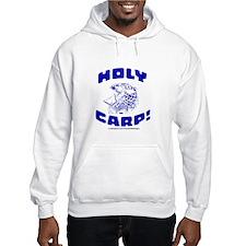 Holy CARP! Funny fish shirt, hat, cup, mug, bottle