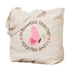 Preschool Teacher (cute) Tote Bag